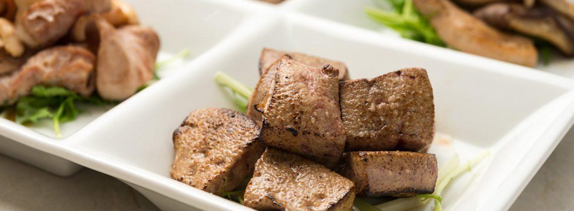 豚料理専門豚道 新鮮な豚焼き